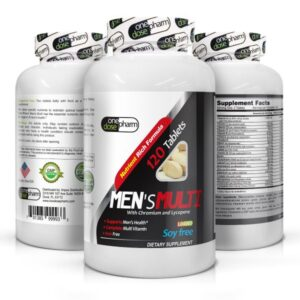 top multivitamins for men